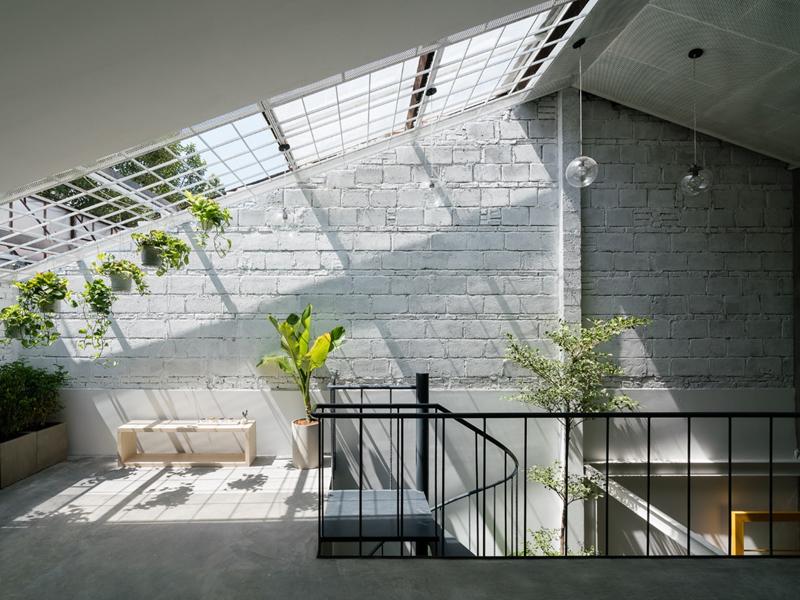 công trình kiến trúc sư Đào Thanh Hải