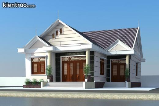 Nội thất nhà cấp 4 cần được bố trí hợp lý, hòa hợp với cấu trúc của loại nhà