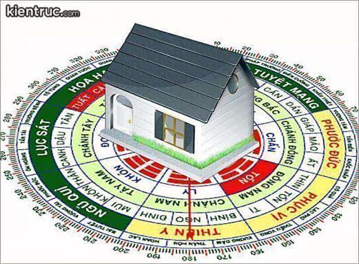 Để kích hoạt vị trí Trung Cung trong căn nhà, nên bố trí các đồ vật thuộc hành Thổ hoặc hành Hỏa