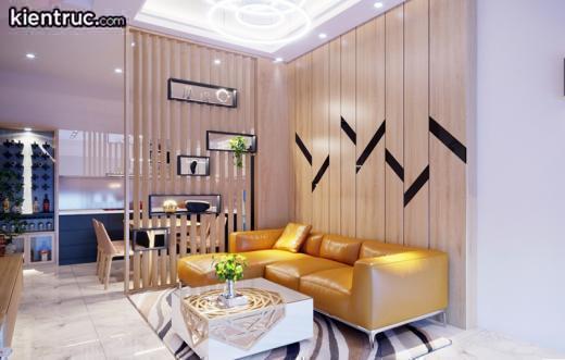 Chủ nhà mệnh Hỏa hợp màu gì? – Một gợi ý độc đáo về màu vàng sậm cho bộ Sofa