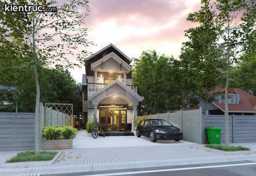 Cửa nhôm kính phù hợp với căn nhà phố diện tích nhỏ