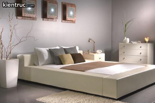 Phòng ngủ với thiết kế riêng biệt