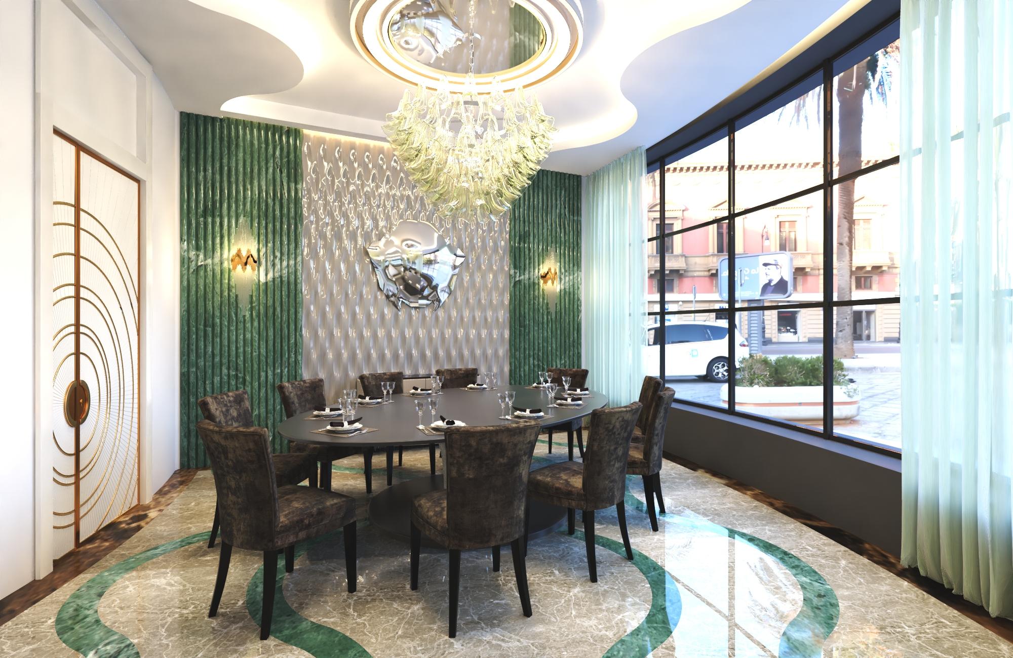 Thiết kế nội thất Nhà Hàng tại Hồ Chí Minh NHÀ HÀNG HẢI SẢN CRABSEA 1595741110 5