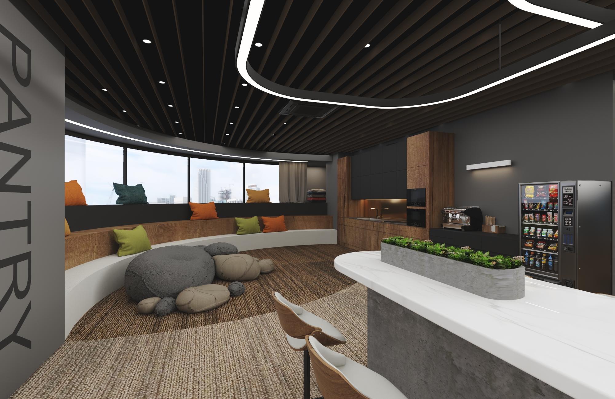 Thiết kế nội thất Văn Phòng tại Hồ Chí Minh VĂN PHÒNG CÔNG TY KIẾN TRÚC VÀ NỘI THẤT NHÀ XINH 1594800457 7