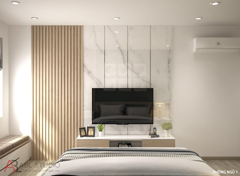 Thiết kế nội thất Chung Cư tại Quảng Ninh Dự án Chung cư Green Bay Garden 1590807081 5