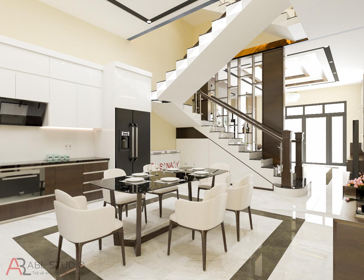 Thiết kế nội thất Chung Cư tại Quảng Ninh Nhà phố Vân Đồn - Quảng Ninh 1590807372 5