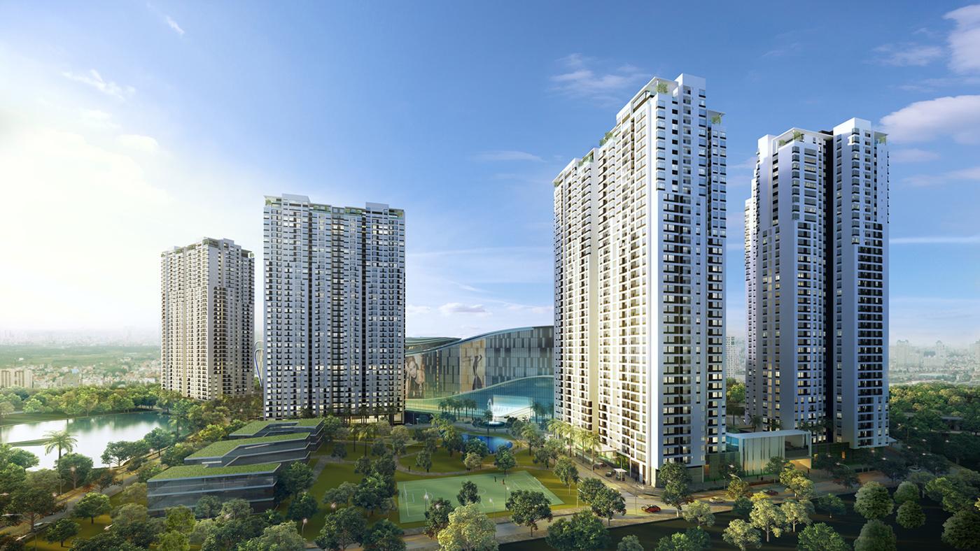thiết kế chung cư tại Hồ Chí Minh Thao Dien Metropolis Appartment 2 1535706261
