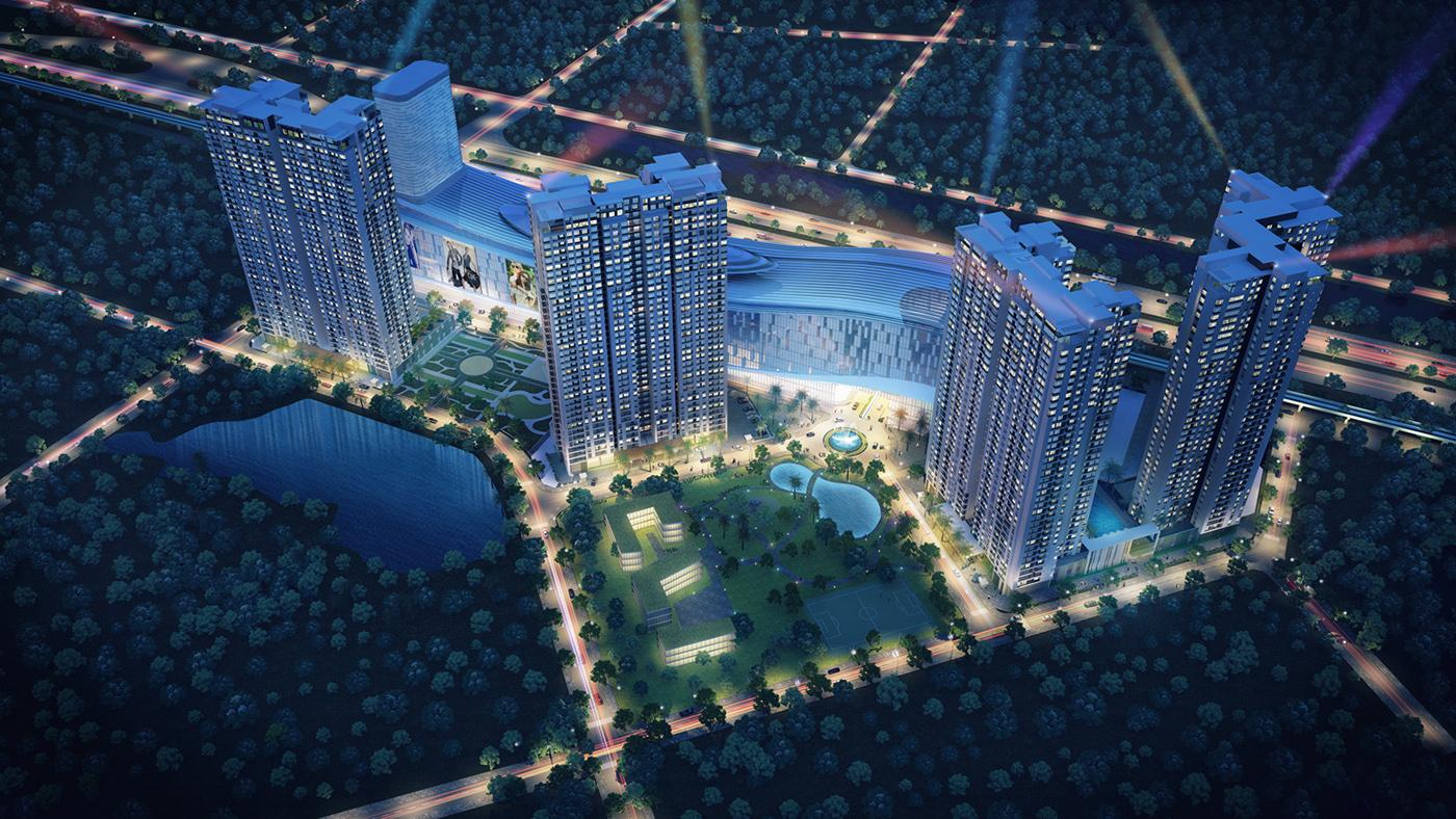 thiết kế chung cư tại Hồ Chí Minh Thao Dien Metropolis Appartment 3 1535706268