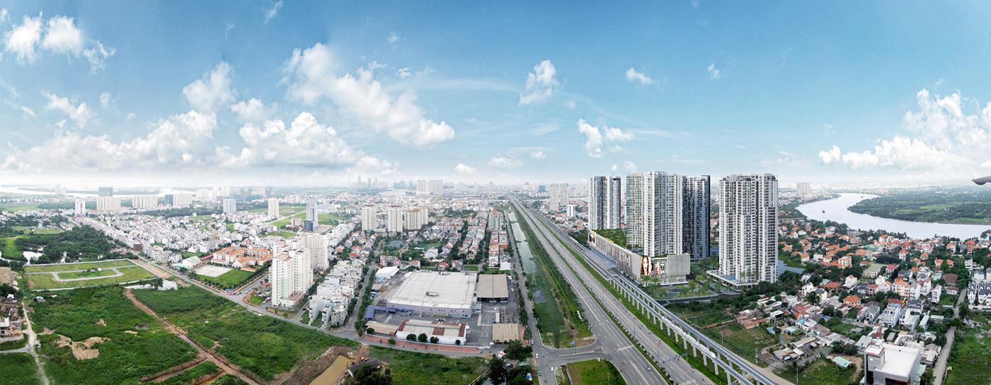 thiết kế chung cư tại Hồ Chí Minh Thao Dien Metropolis Appartment 6 1535706255