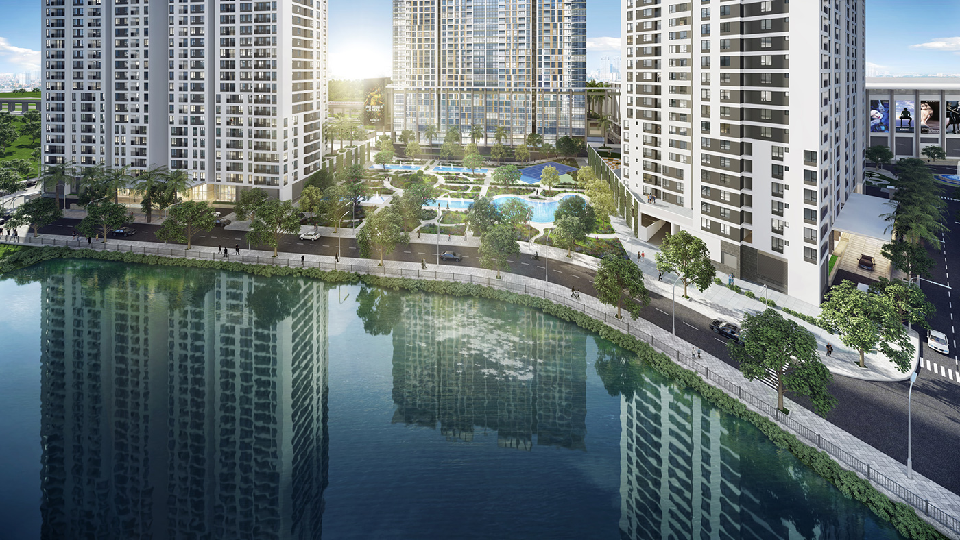 thiết kế chung cư tại Hồ Chí Minh Thao Dien Metropolis Appartment 9 1535706264