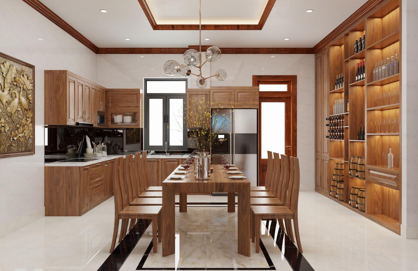Thiết kế nội thất Biệt Thự tại Nam Định Living House 1573645675 0