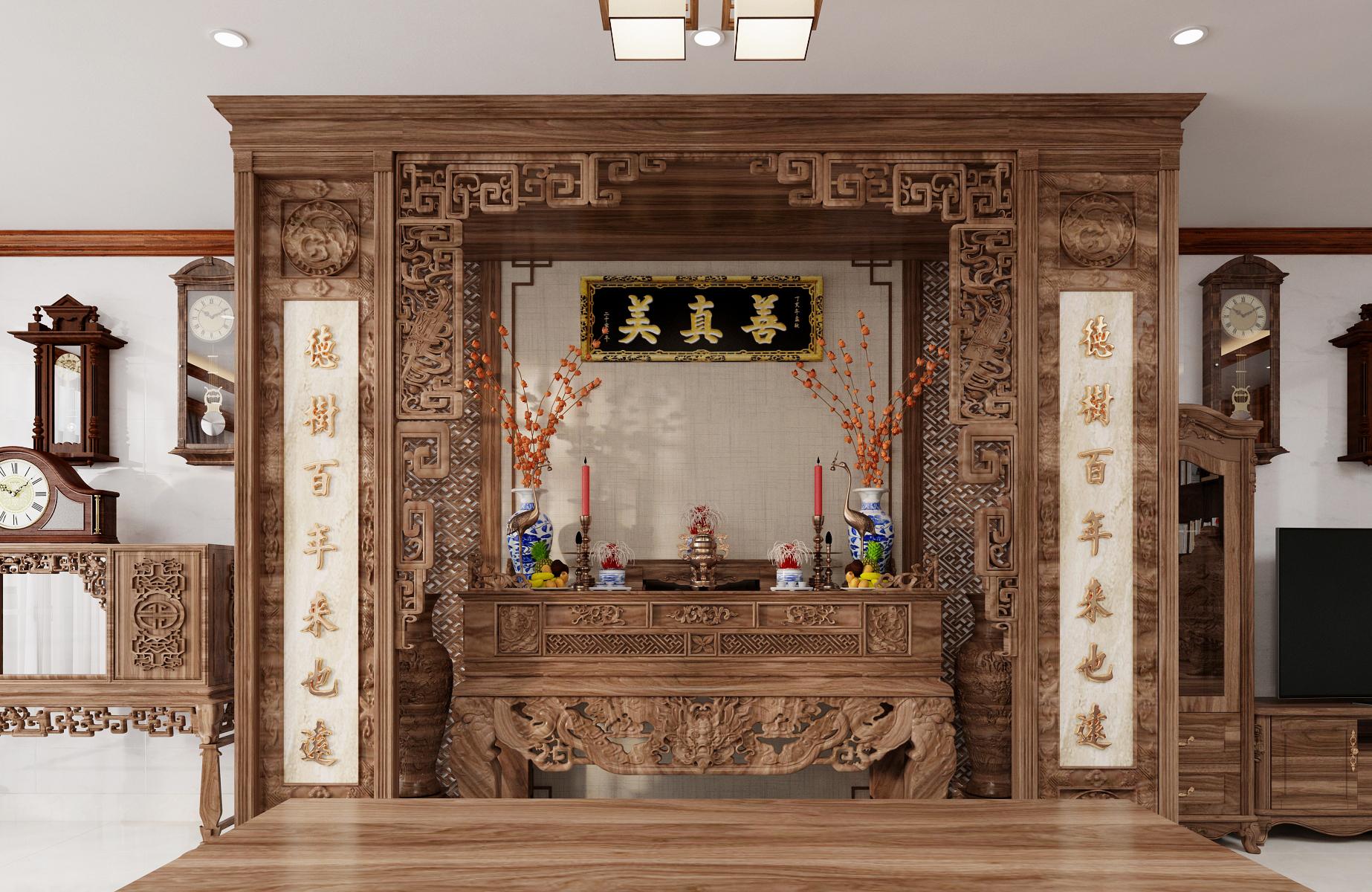 Thiết kế nội thất Biệt Thự tại Nam Định Living House 1573645678 11
