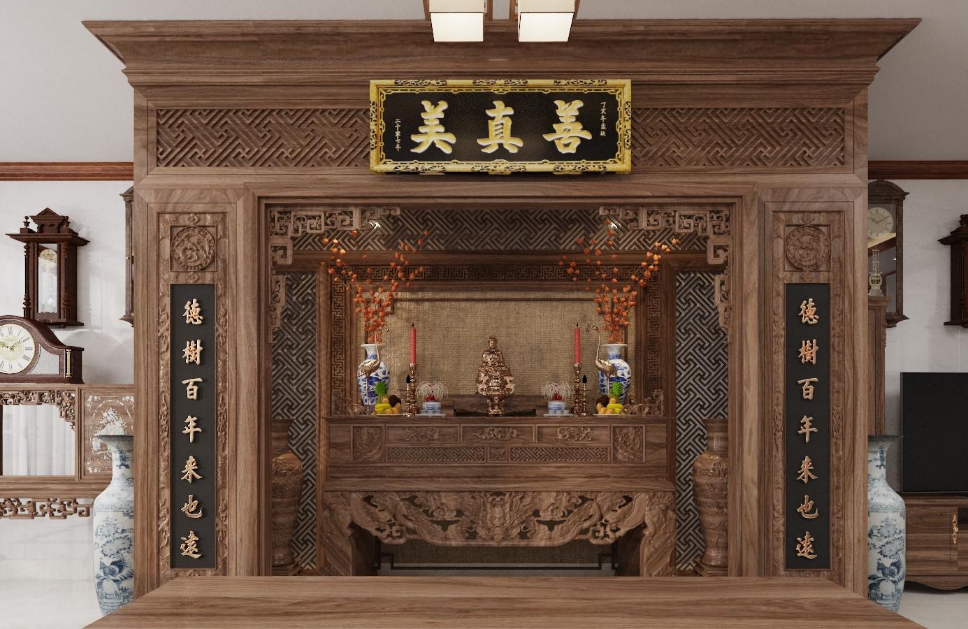 Thiết kế nội thất Biệt Thự tại Nam Định Living House 1573645678 17