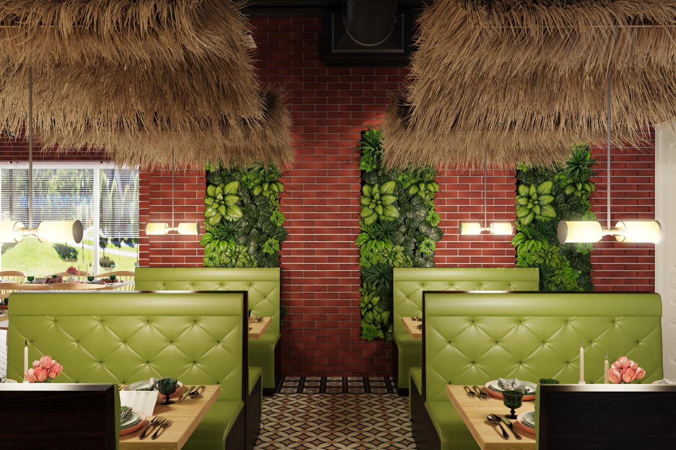 thiết kế nội thất Nhà Hàng tại Hà Nội Nhà hàng - Massage 0 1550809513