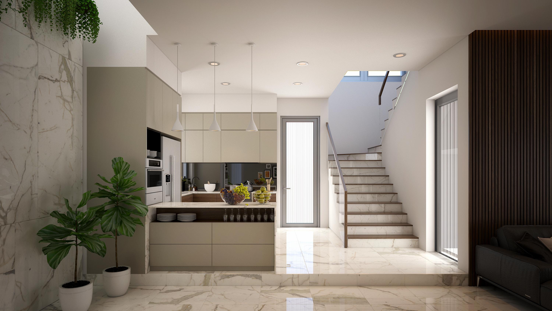 thiết kế Biệt Thự tại Quảng Bình Biệt thự phố DVA17 2 1545317199