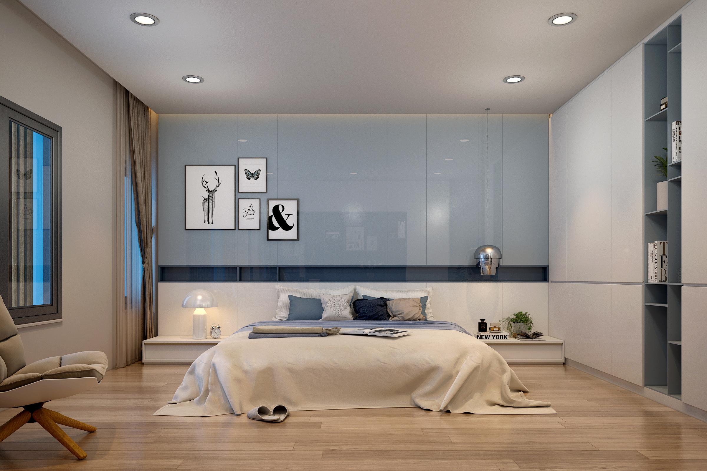 thiết kế Biệt Thự tại Quảng Bình Biệt thự phố DVA17 5 1545317198