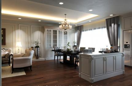 Thiết kế nội thất chung cư.