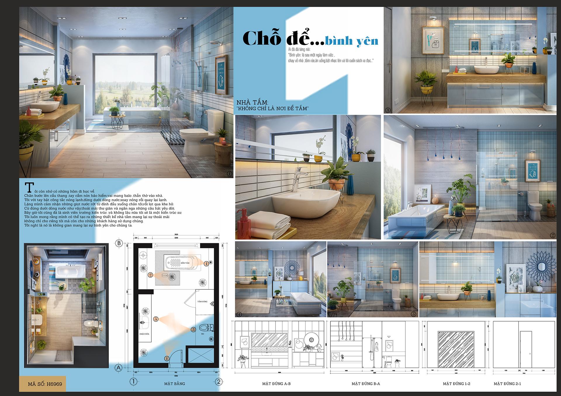 thiết kế nội thất Biệt Thự tại Hà Nội Bathroom design 2016 5 1534389469