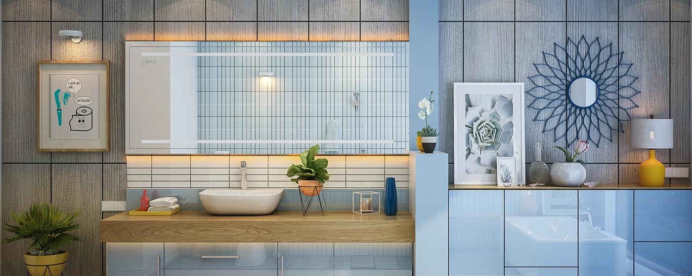 thiết kế nội thất Biệt Thự tại Hà Nội Bathroom design 2016 6 1534389439