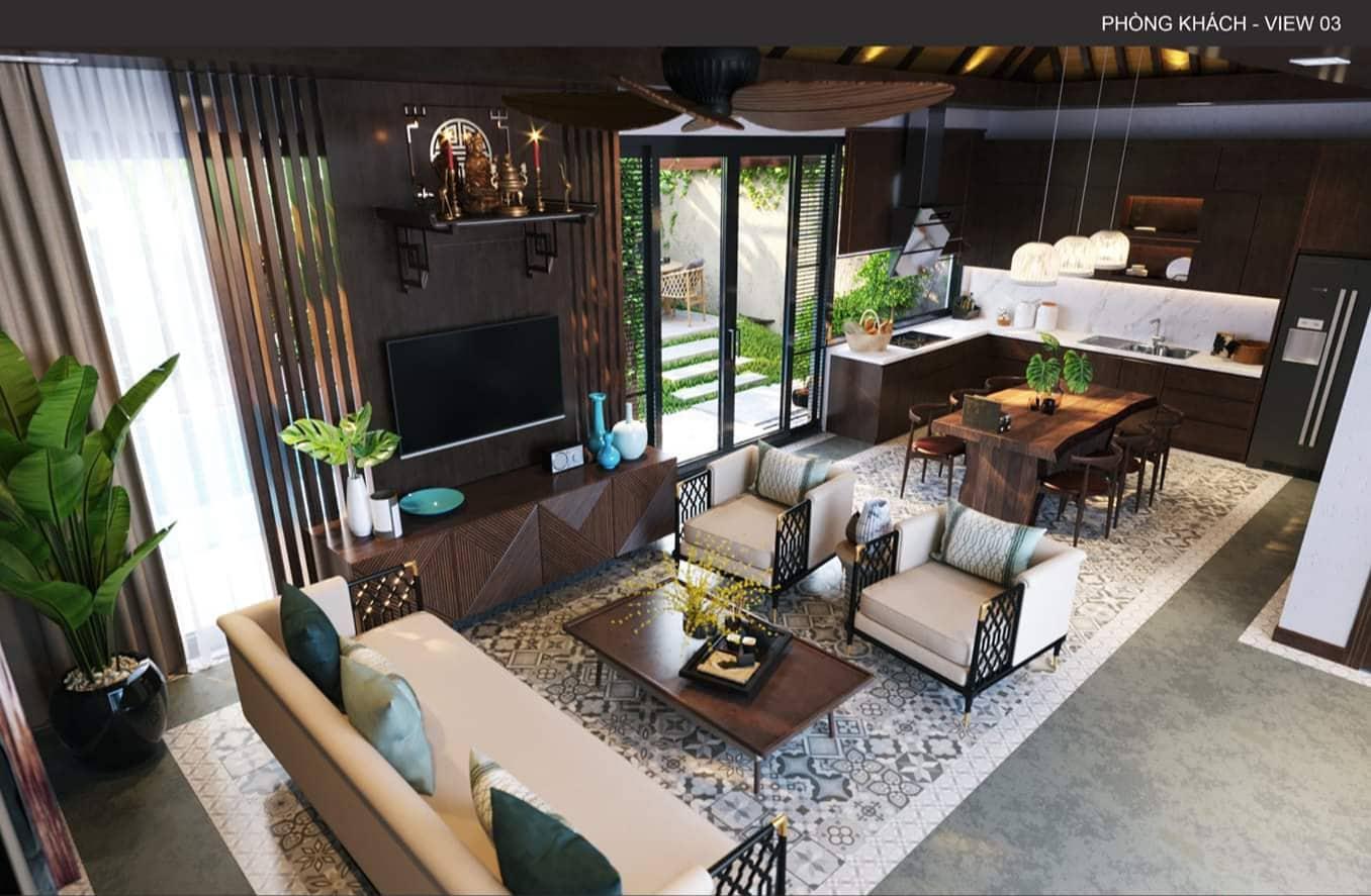 thiết kế Biệt Thự tại Hồ Chí Minh BTV - NTTM DESIGN 10 1553826335