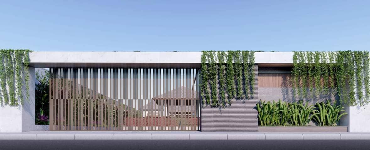 thiết kế Biệt Thự tại Hồ Chí Minh BTV - NTTM DESIGN 4 1553826334