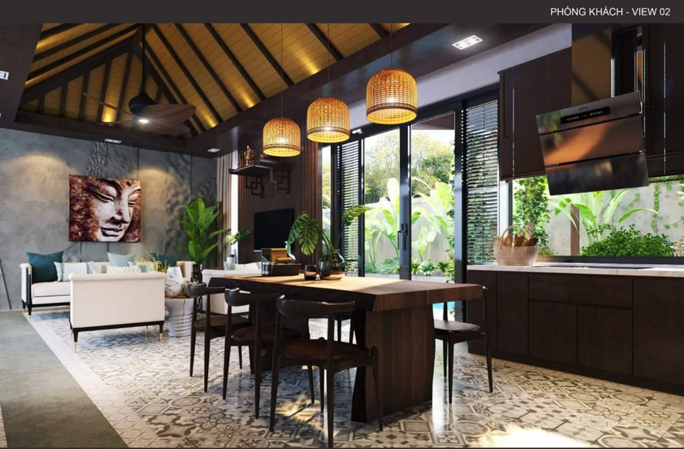 thiết kế Biệt Thự tại Hồ Chí Minh BTV - NTTM DESIGN 5 1553826334
