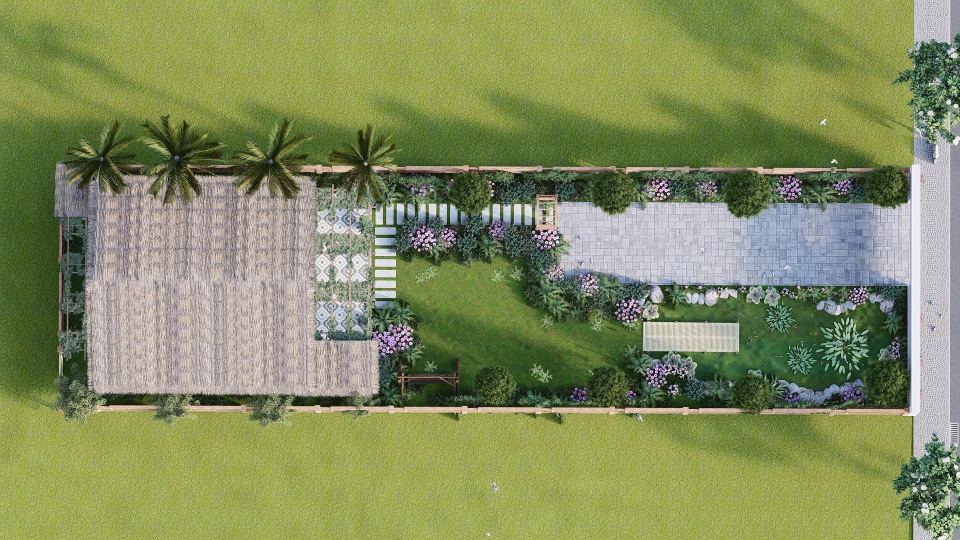 thiết kế Nhà tại Đồng Nai NHÀ SINH HOẠT TUẦN ,NGHĨ DƯỠNG  11 1557156710