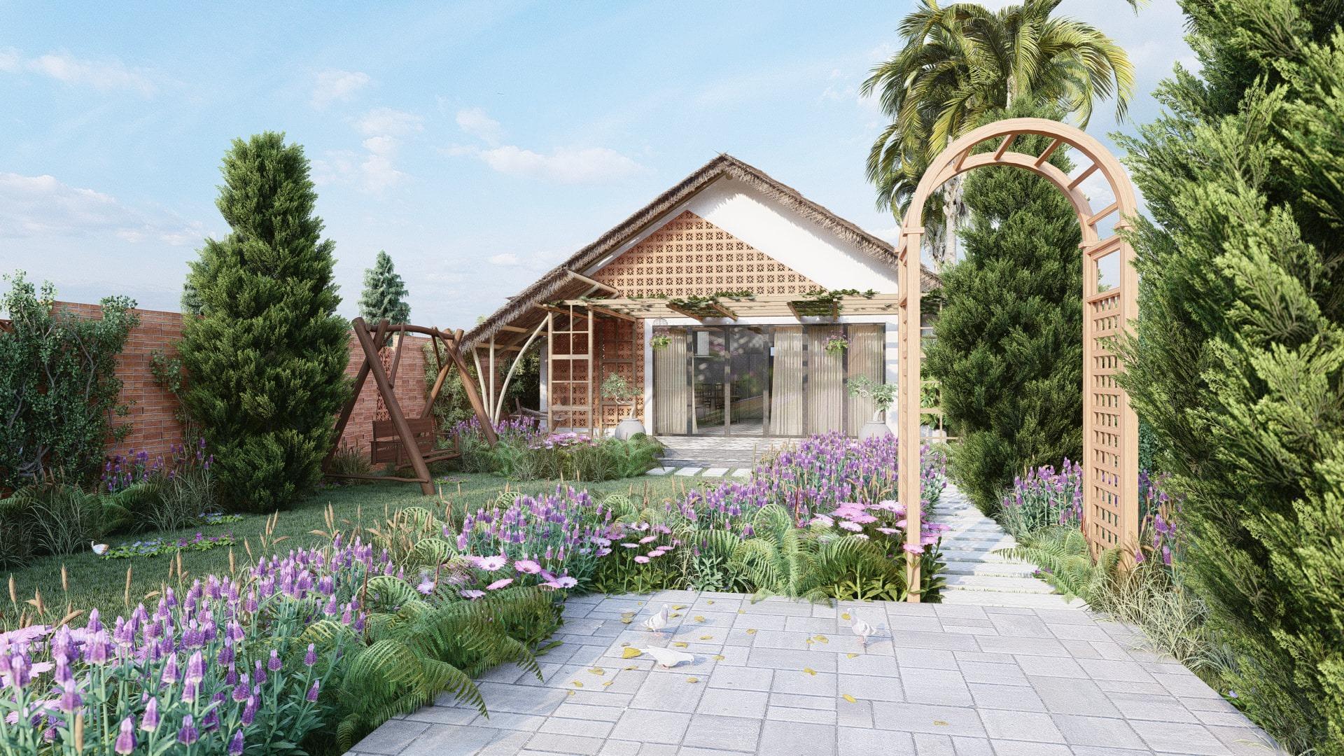 thiết kế Nhà tại Đồng Nai NHÀ SINH HOẠT TUẦN ,NGHĨ DƯỠNG  14 1557156712