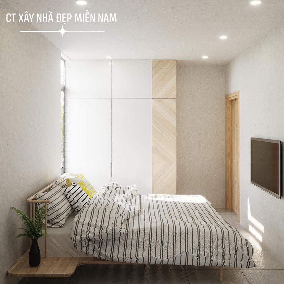 Thiết kế Nhà tại Tiền Giang Cấp 4 Gác Lửng Tiền Giang 1590546993 3
