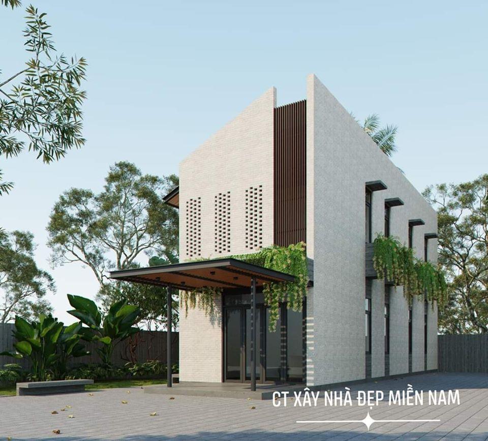 Thiết kế Nhà tại Tiền Giang Cấp 4 Gác Lửng Tiền Giang 1590546993 8