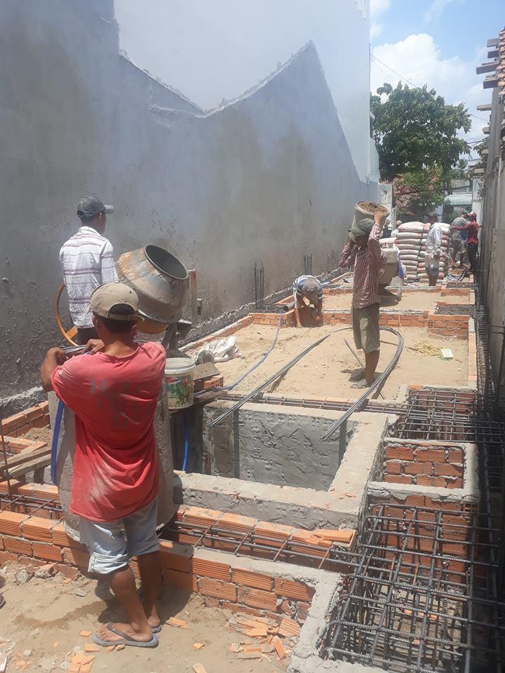 thiết kế nội thất chung cư tại Hồ Chí Minh H.A HOUSE - LONG THI CONG 0932157825 12 1553681172
