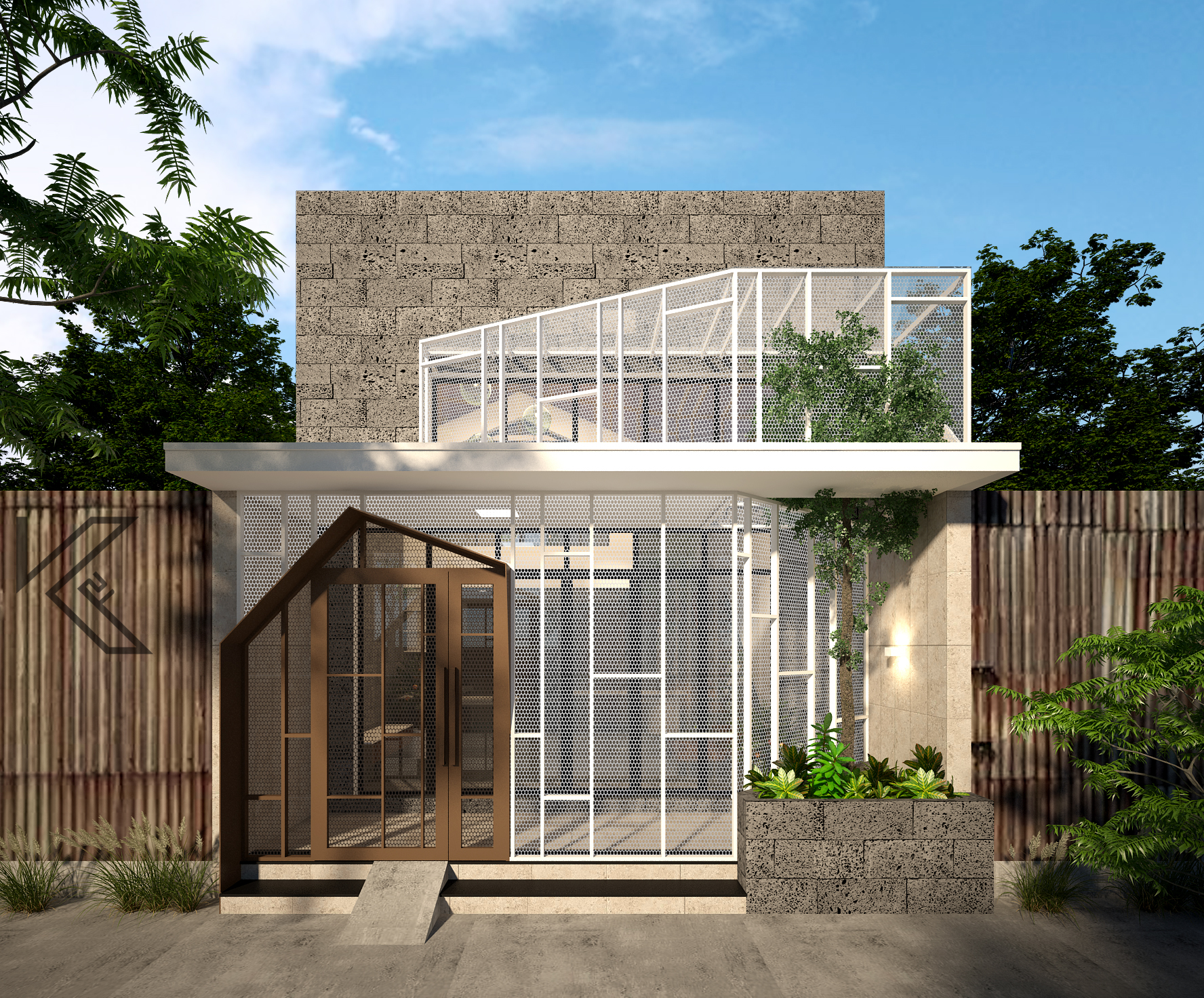 Thiết kế Nhà Mặt Phố tại Khánh Hòa NHÀ THẰNG BẠN 1576921419 0