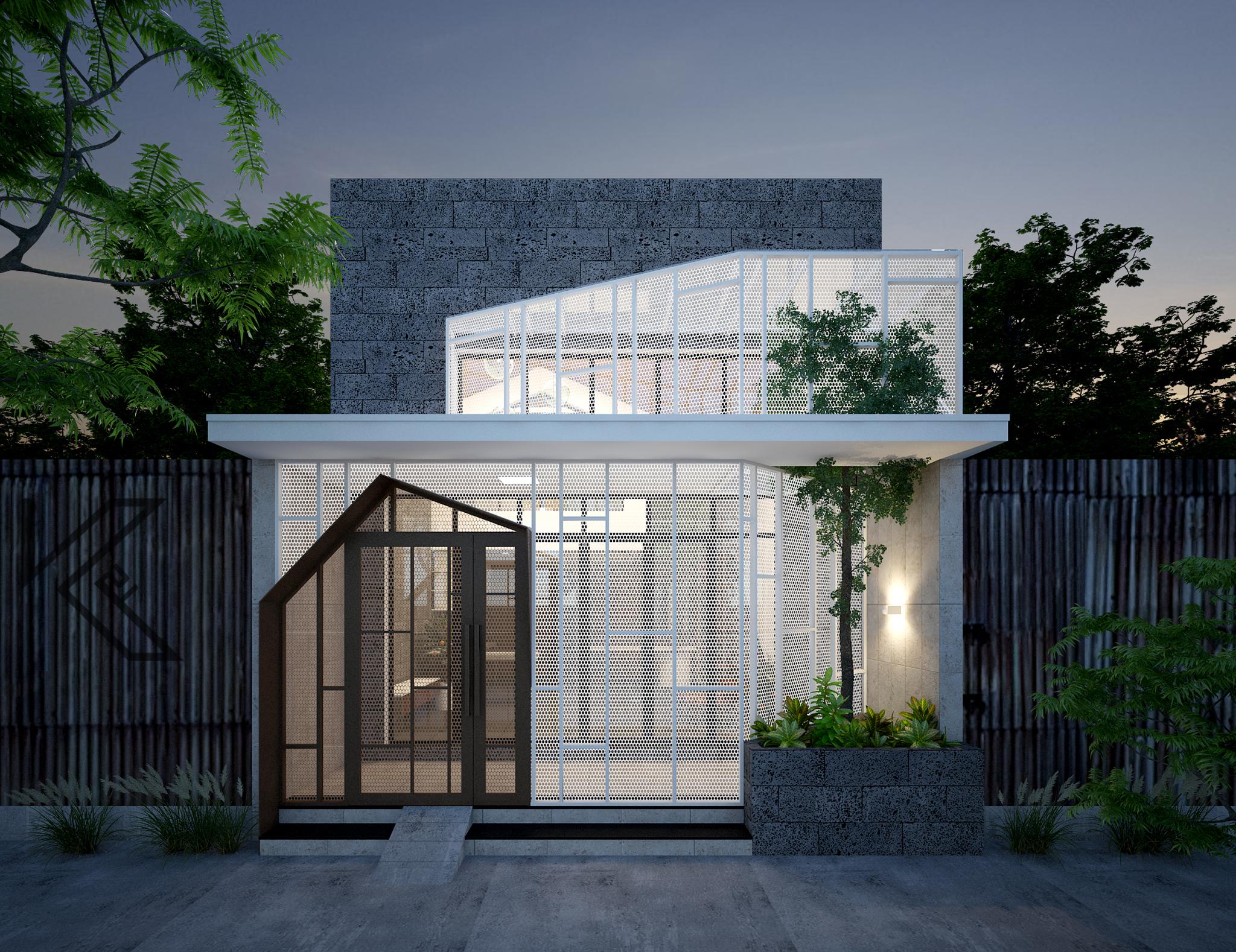 Thiết kế Nhà Mặt Phố tại Khánh Hòa NHÀ THẰNG BẠN 1576921432 1