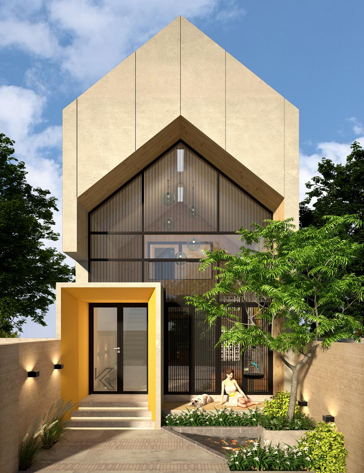 thiết kế Thiết Kế & Xây Dựng Nhà H house06
