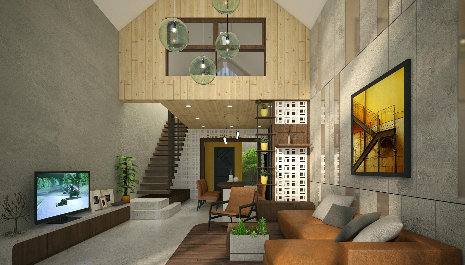 thiết kế Thiết Kế & Xây Dựng Nhà H house45