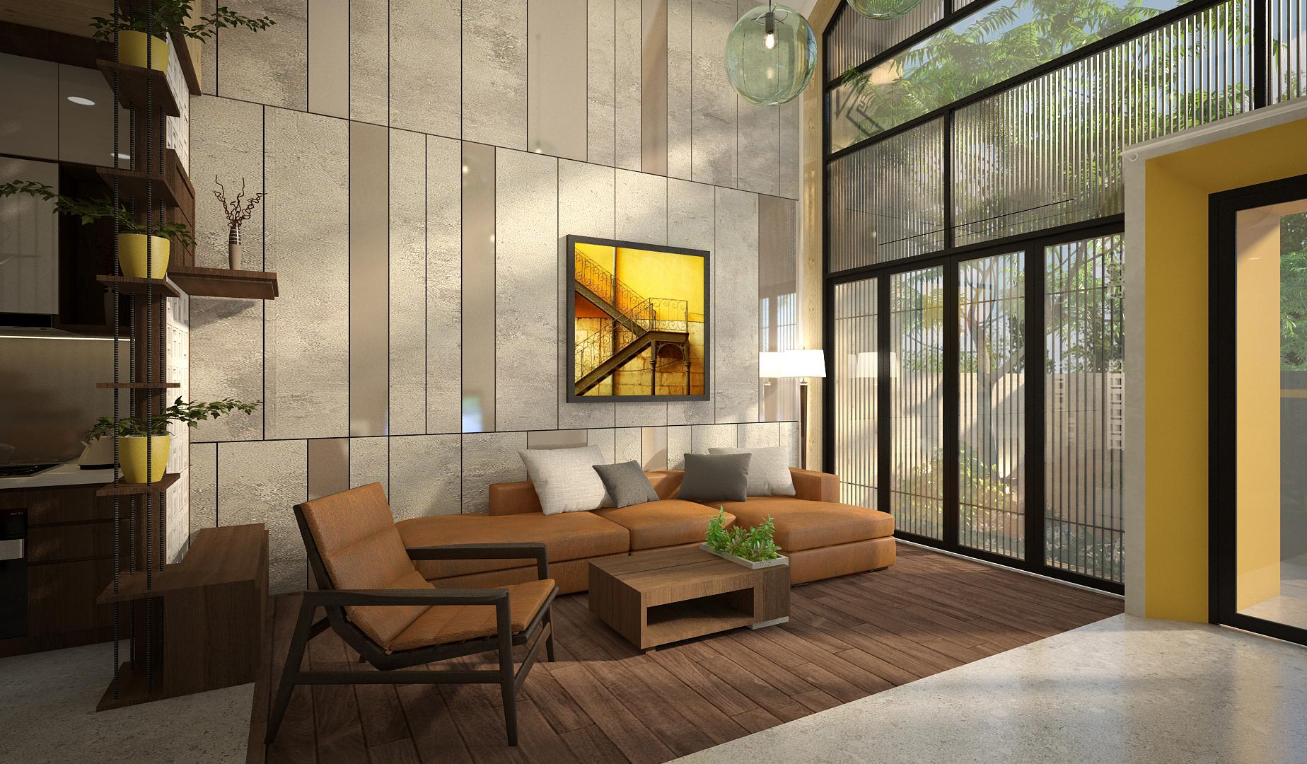thiết kế Thiết Kế & Xây Dựng Nhà H house610
