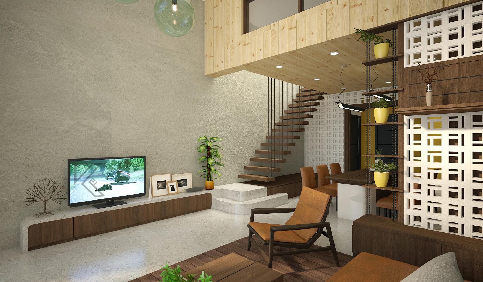 thiết kế Thiết Kế & Xây Dựng Nhà H house78