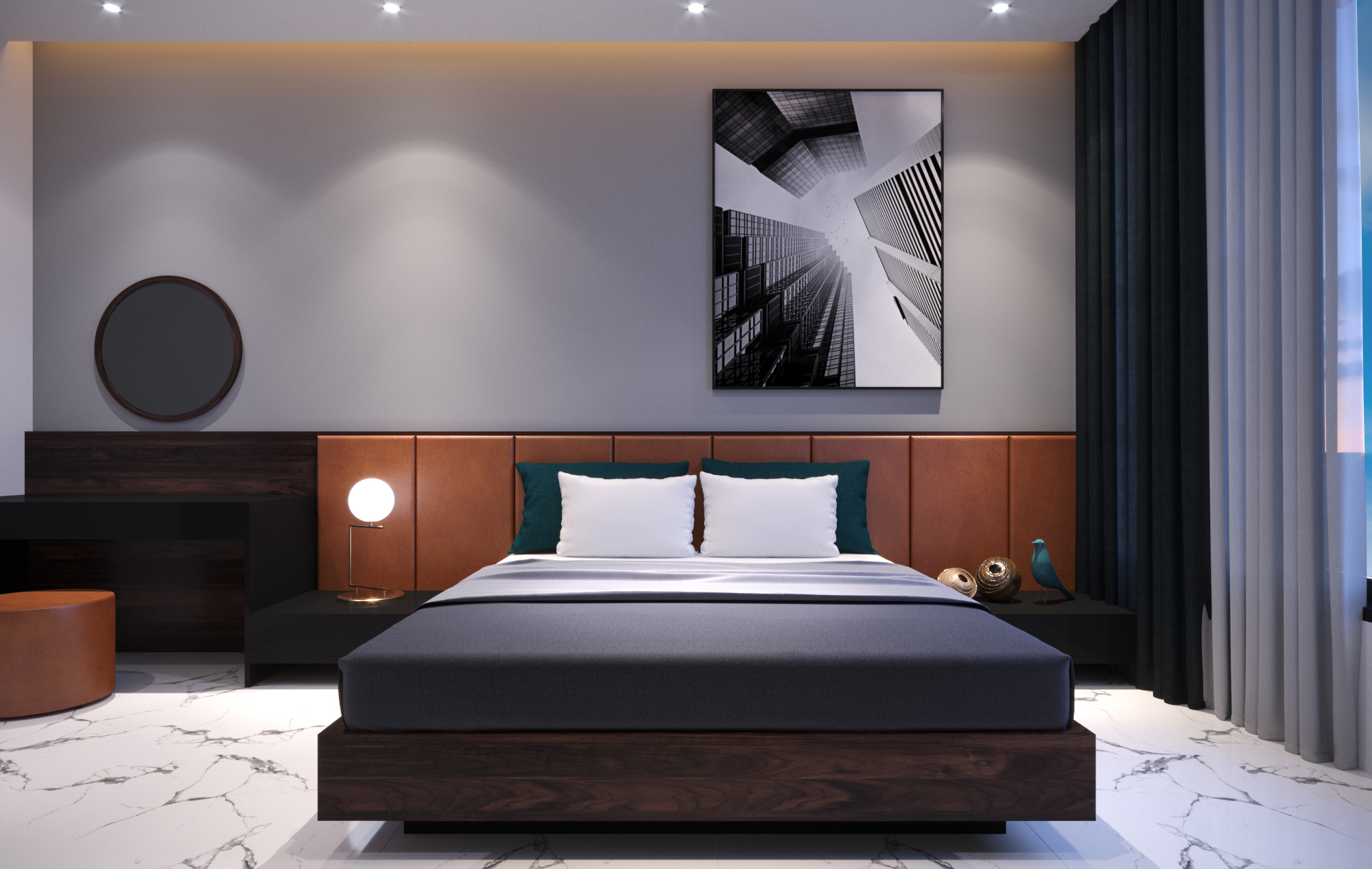 Thiết kế Nhà Mặt Phố tại Đà Nẵng V HOUSE 1587711495 6