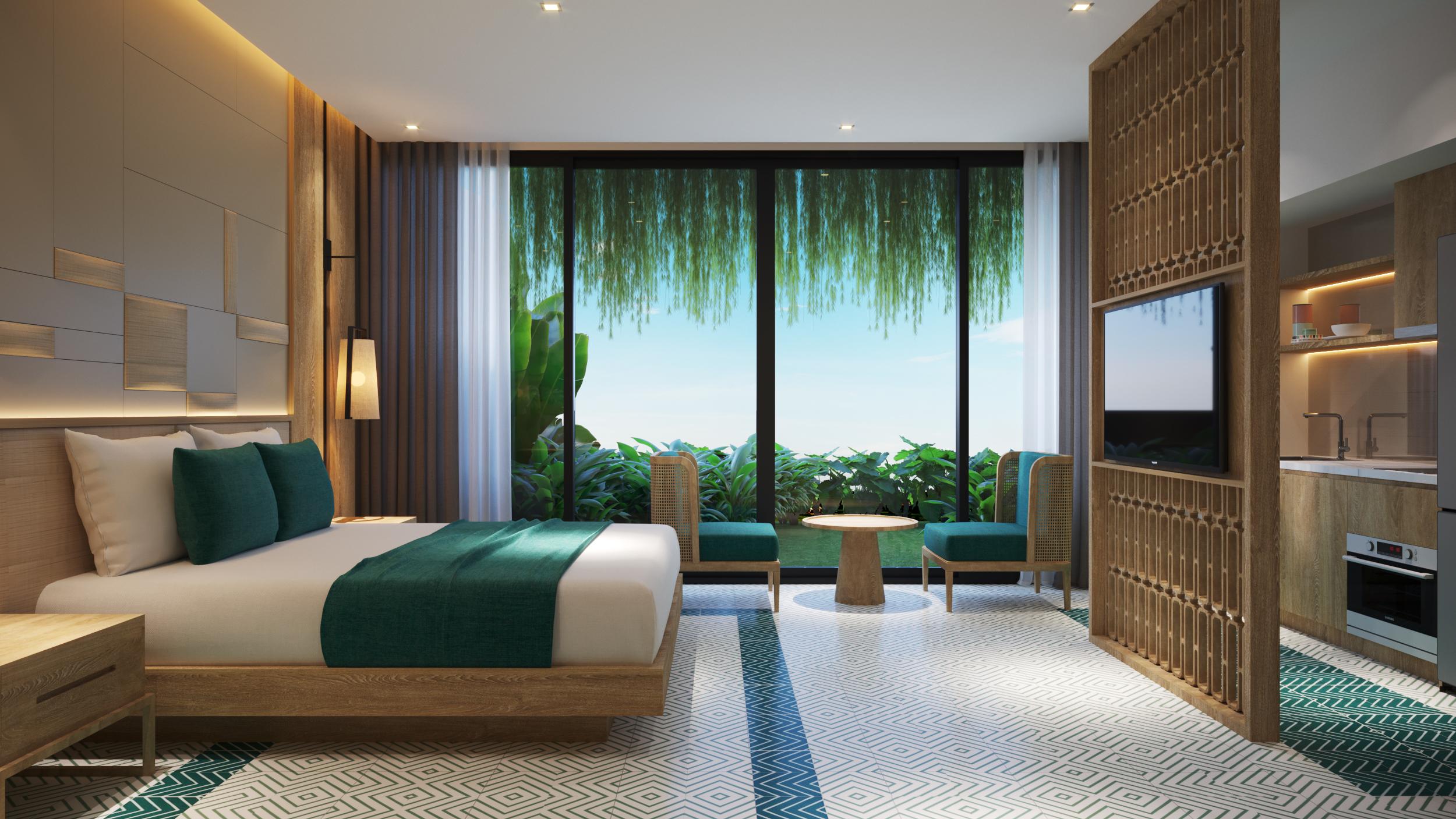 Thiết kế nội thất Khách Sạn tại Đà Nẵng CASAMIA AP2 HOI AN 1587708631 0