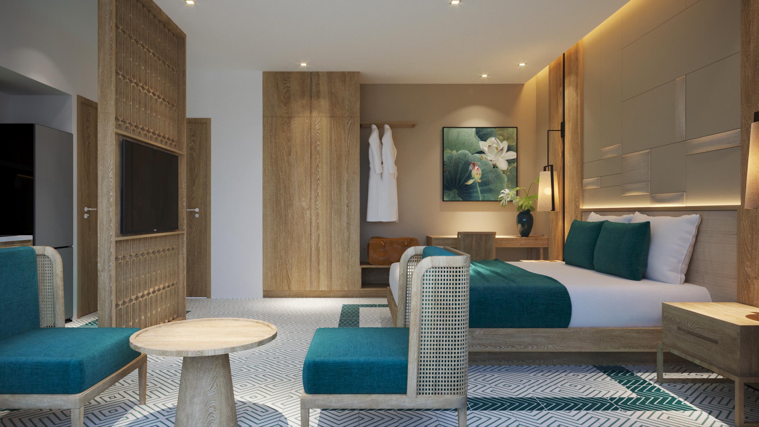 Thiết kế nội thất Khách Sạn tại Đà Nẵng CASAMIA AP2 HOI AN 1587708632 2