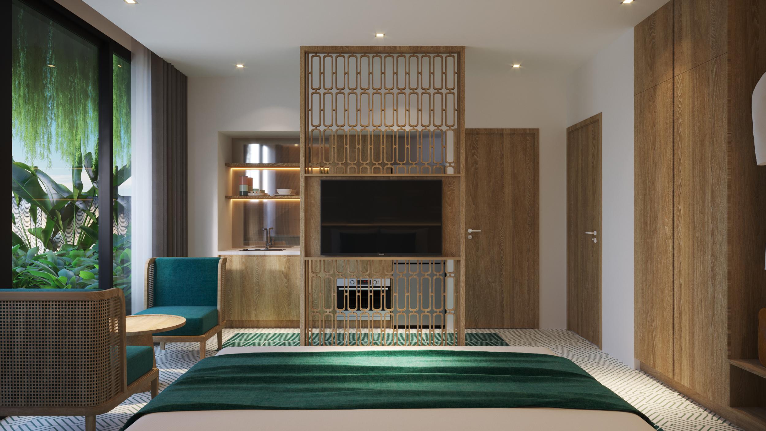 Thiết kế nội thất Khách Sạn tại Đà Nẵng CASAMIA AP2 HOI AN 1587708632 3