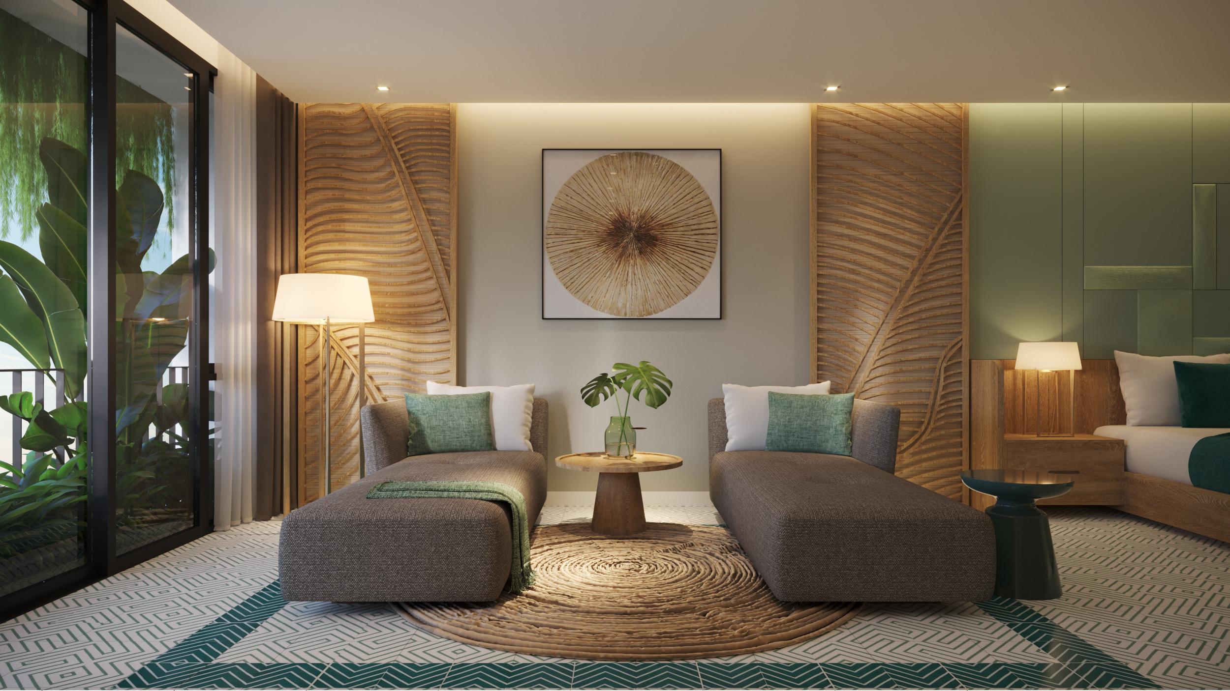 Thiết kế nội thất Khách Sạn tại Đà Nẵng CASAMIA AP2 HOI AN 1587708632 4