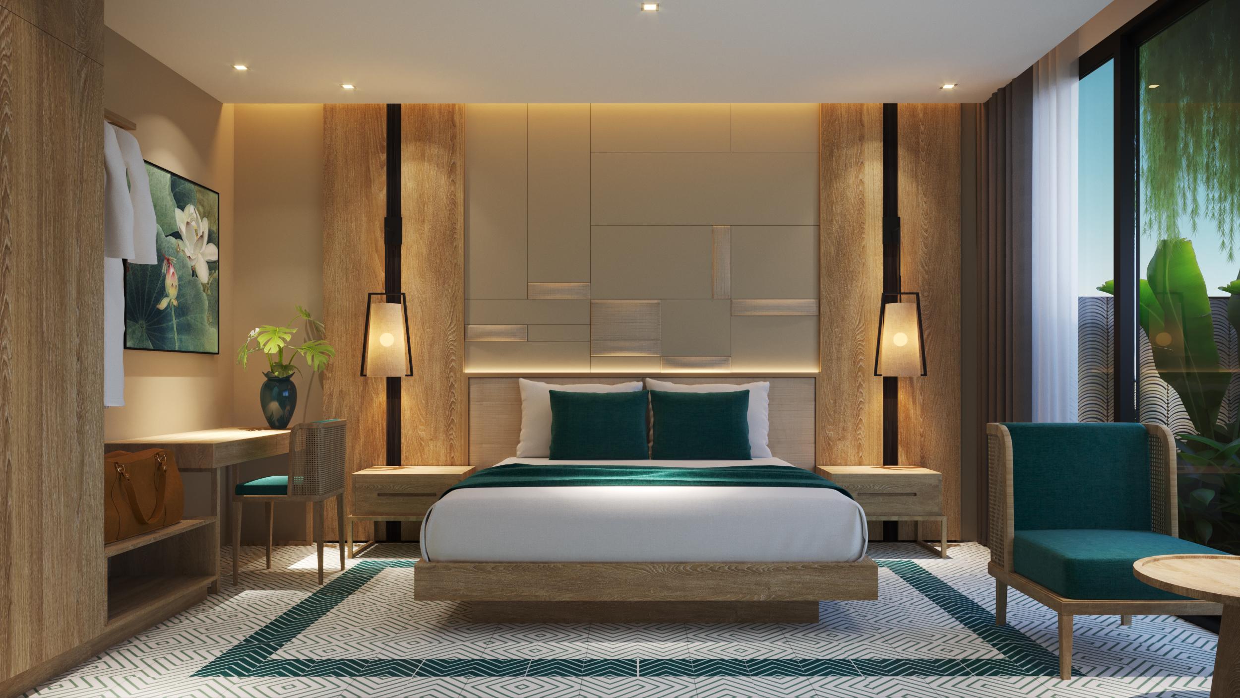 Thiết kế nội thất Khách Sạn tại Đà Nẵng CASAMIA AP2 HOI AN 1587708633 1