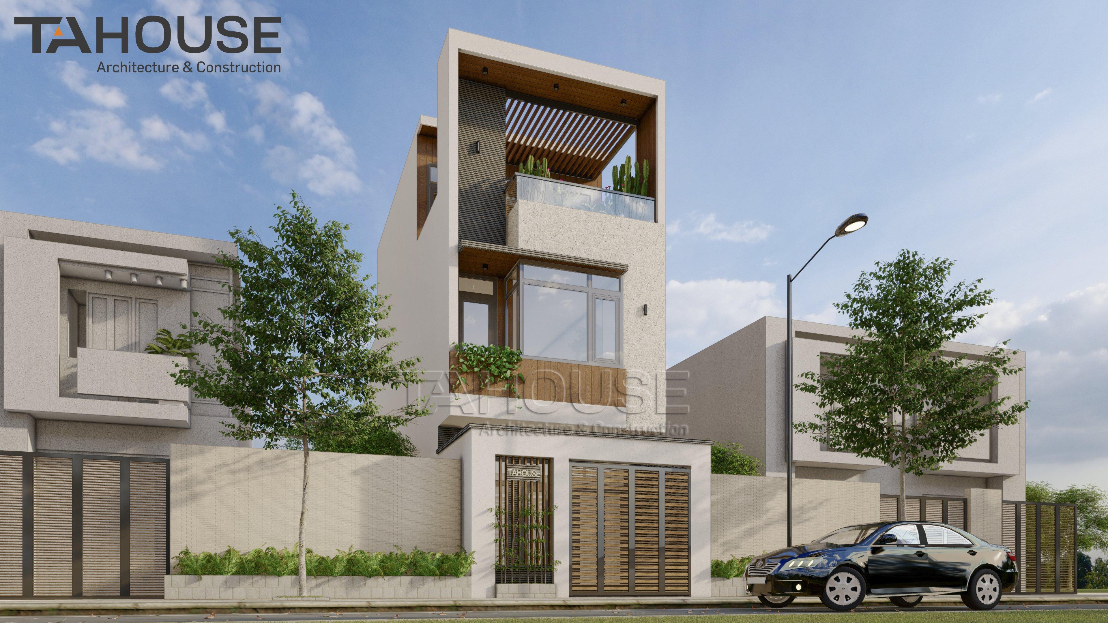 Thiết kế Nhà Mặt Phố tại Hồ Chí Minh Nhà Phố TA HOUSE 1625739812 0