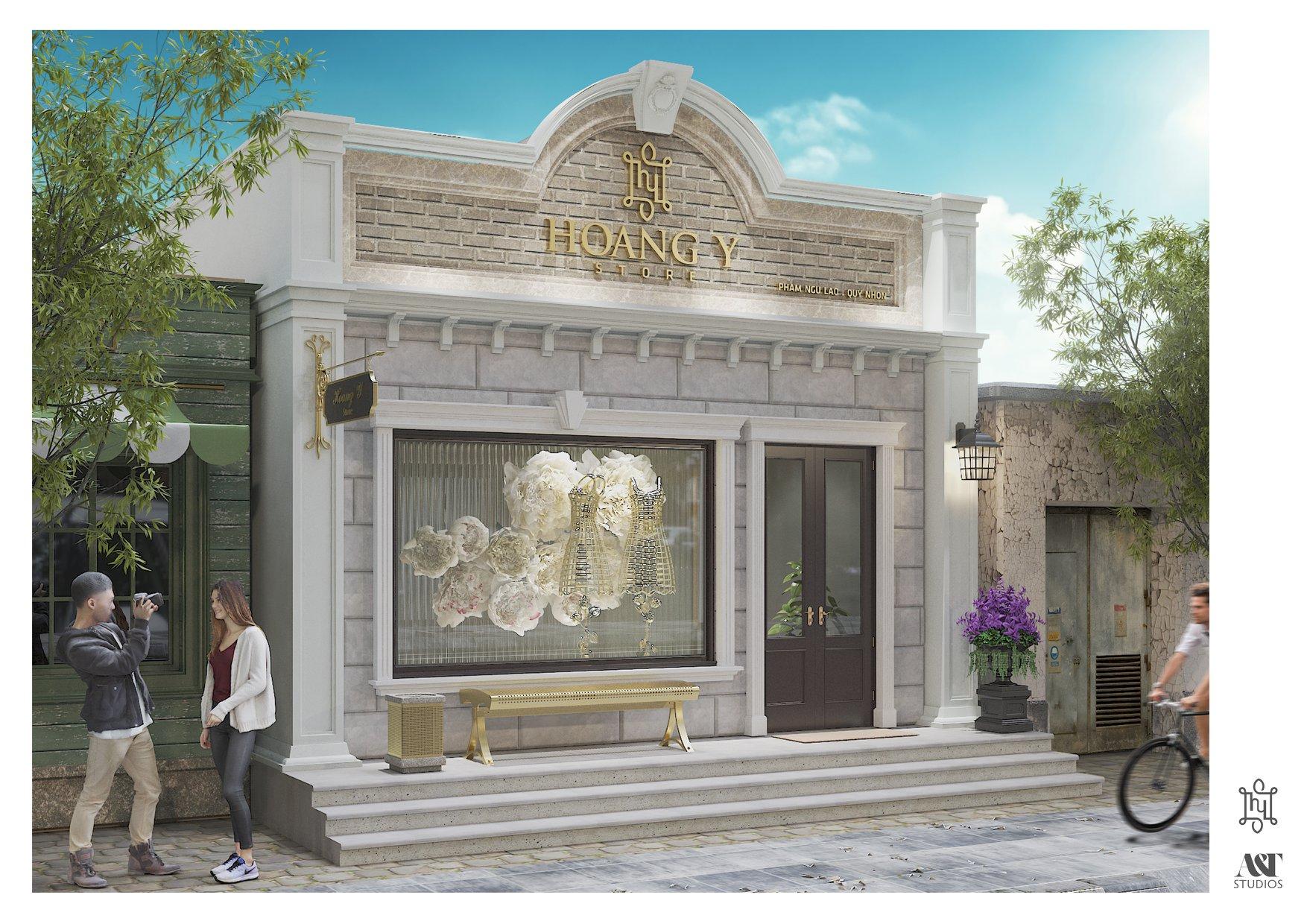 Thiết kế Shop tại Bình Định Hoàng Ý Store 1591110988 5