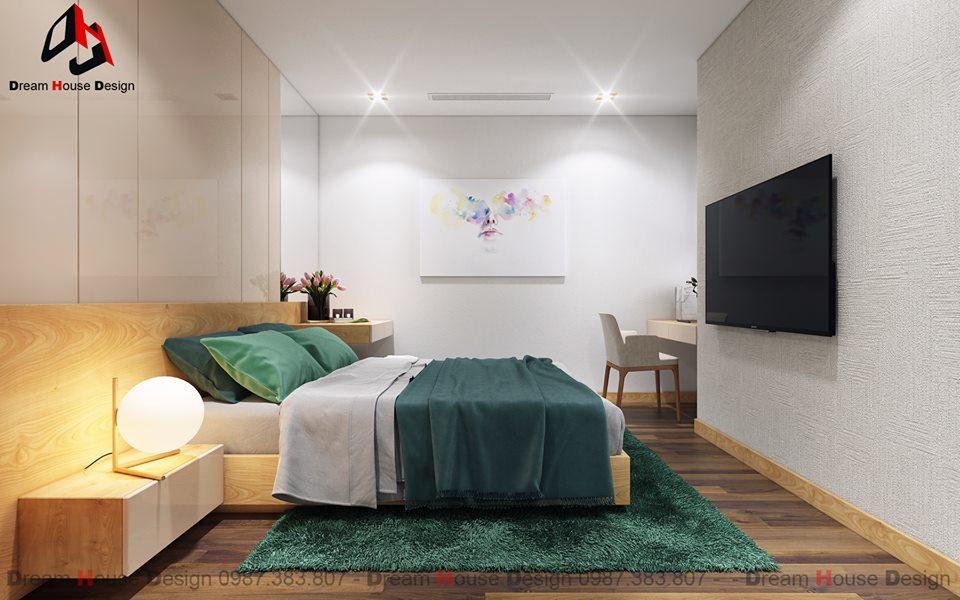 thiết kế nội thất chung cư tại Hà Nội GOLDMARK APARTMENT 11 1555570976