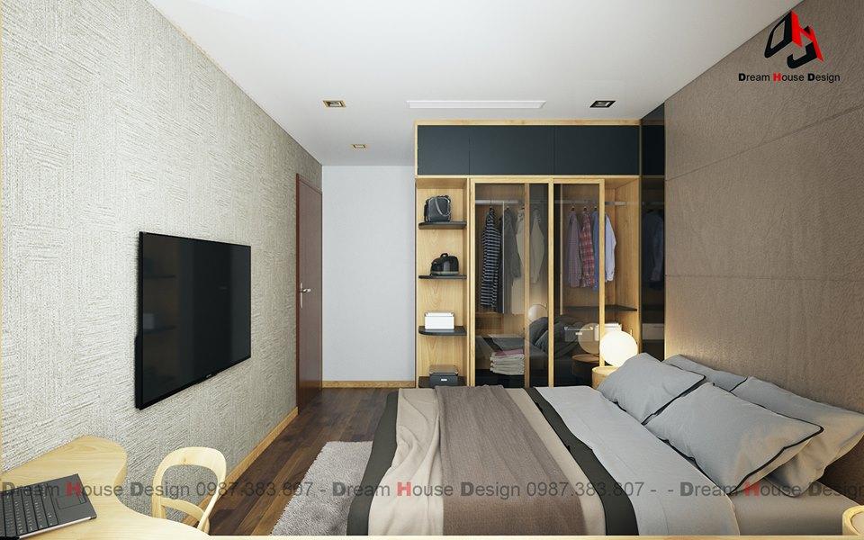 thiết kế nội thất chung cư tại Hà Nội GOLDMARK APARTMENT 12 1555570977