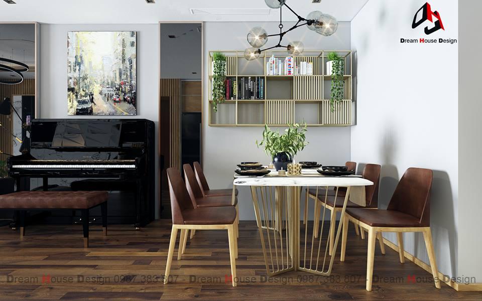 thiết kế nội thất chung cư tại Hà Nội GOLDMARK APARTMENT 2 1555570975