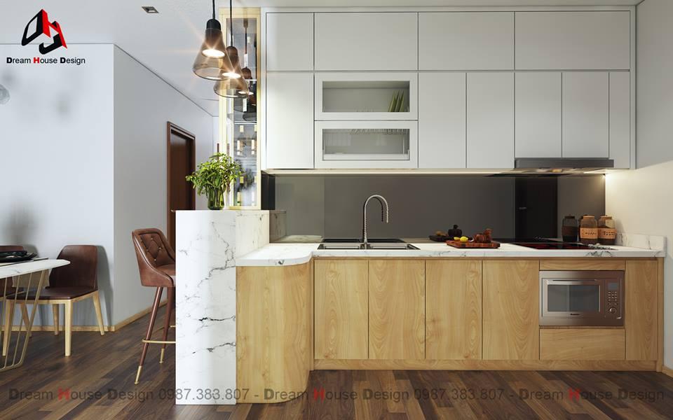 thiết kế nội thất chung cư tại Hà Nội GOLDMARK APARTMENT 3 1555570975
