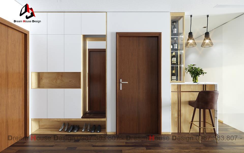 thiết kế nội thất chung cư tại Hà Nội GOLDMARK APARTMENT 4 1555570975